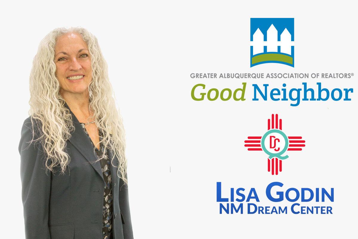 Lisa Godin is a Good Neighbor