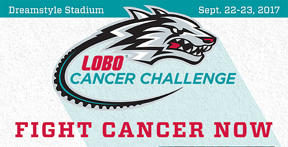 Register for the Lobo Cancer Challenge