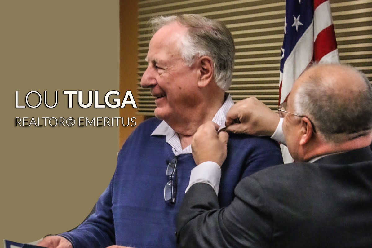 Emeritus Lou Tulga featured in Podcast on Friday, July 16th