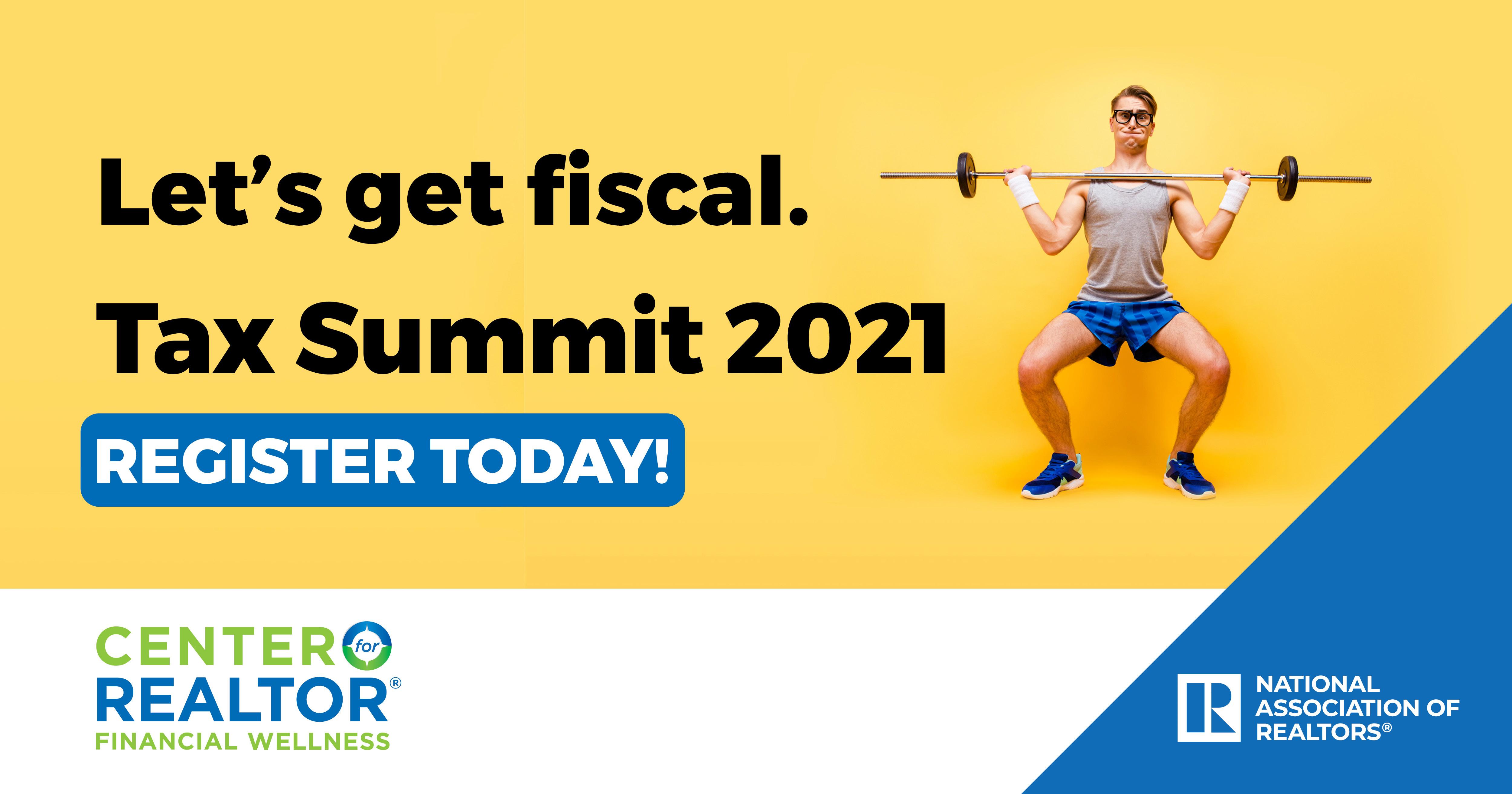 NAR Presents Tax Summit Series