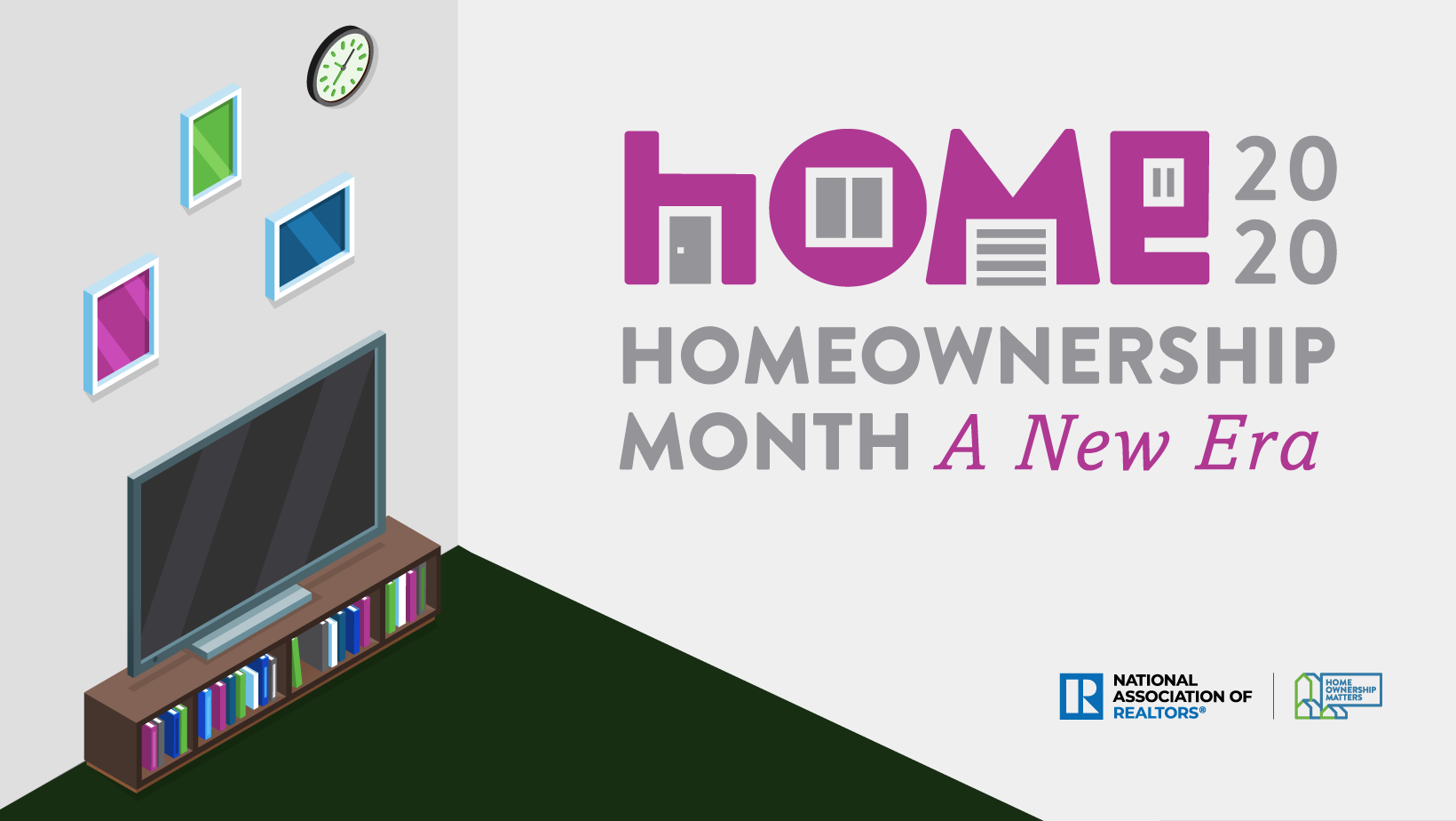 Share Homeownership Month with Your Clients
