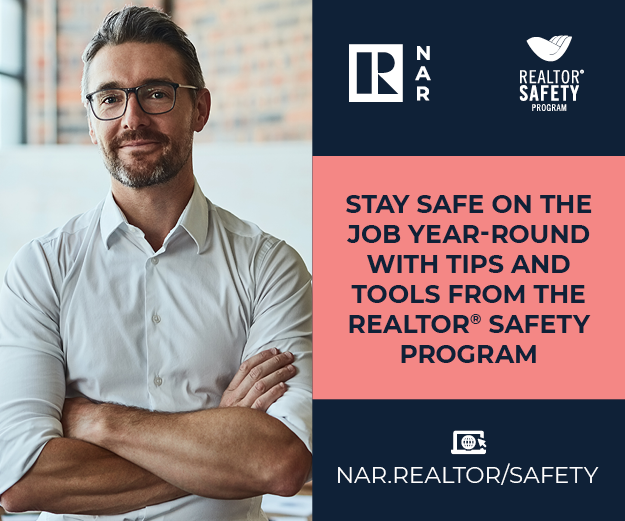 View Recordings of REALTOR® Safety Events in September