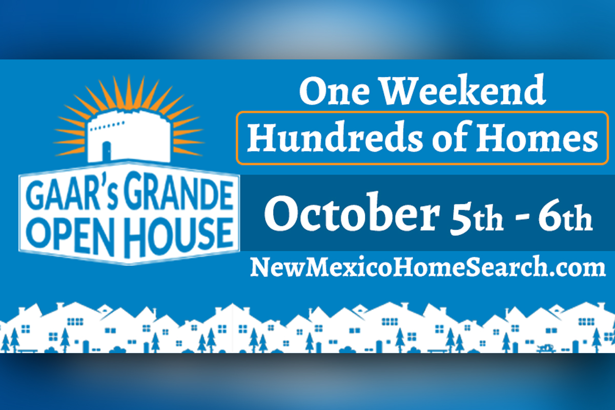 Enter Your Listings & Pick Up Signs for Grande Open House Weekend