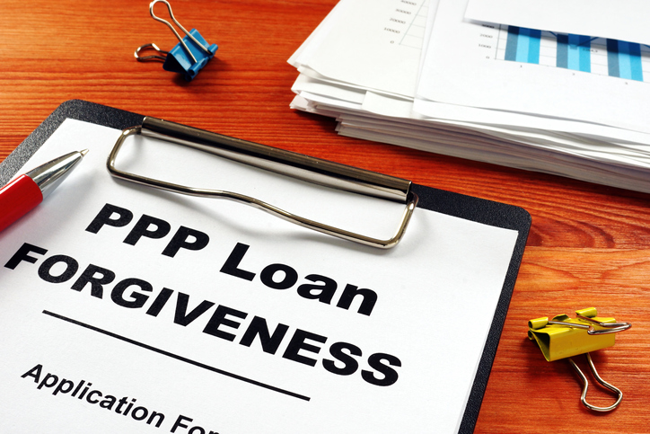 New PPP Forgiveness Form for Small Loans