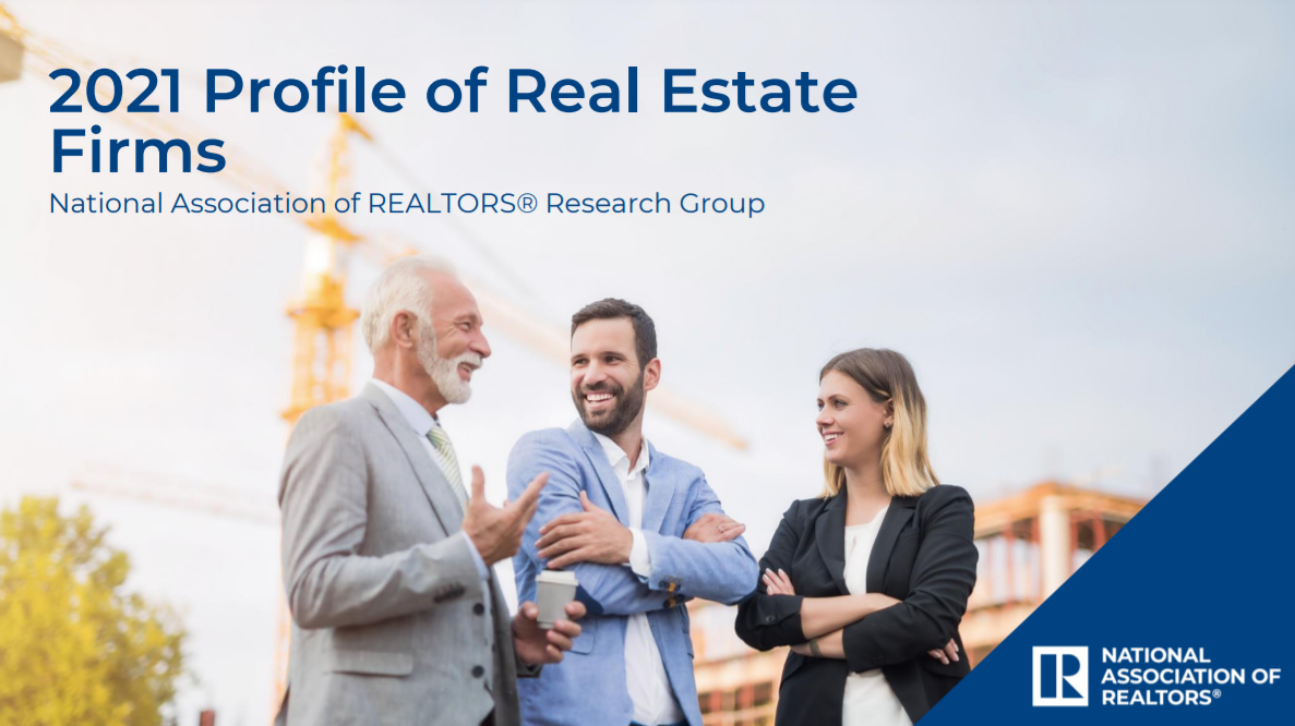 NAR Profile: 4 of 5 RE Firms Operated From a Single Office in 2020