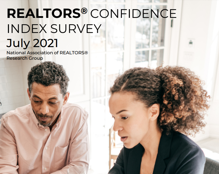 REALTORS® Confidence Index Survey from NAR