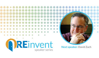 Get promoted by sponsoring the REinvent Speaker Series