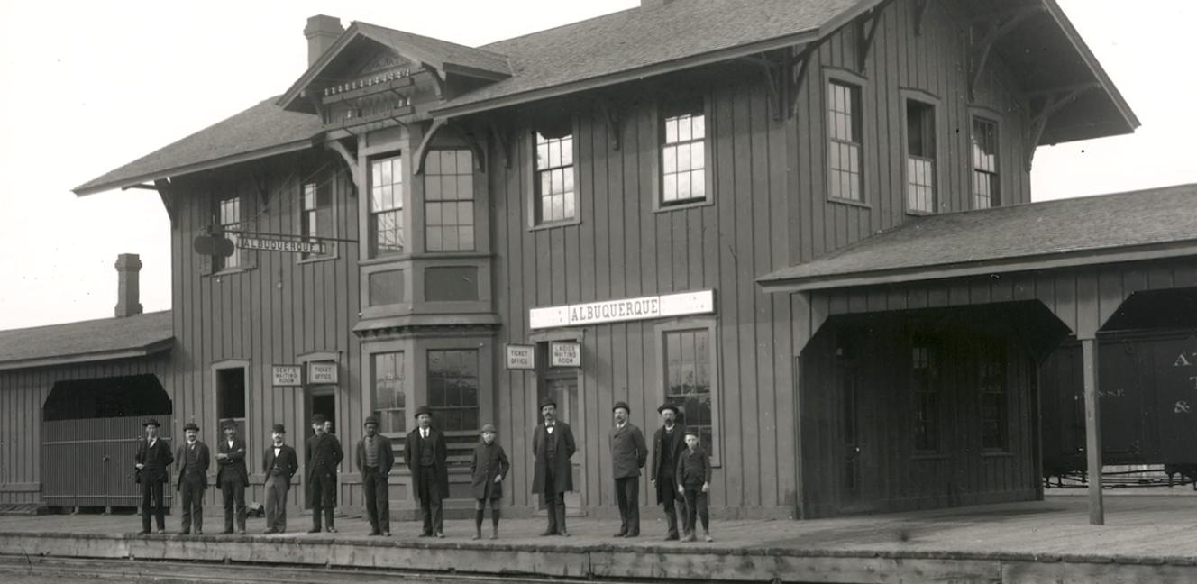 Building a Community: Albuquerque 1880-1920
