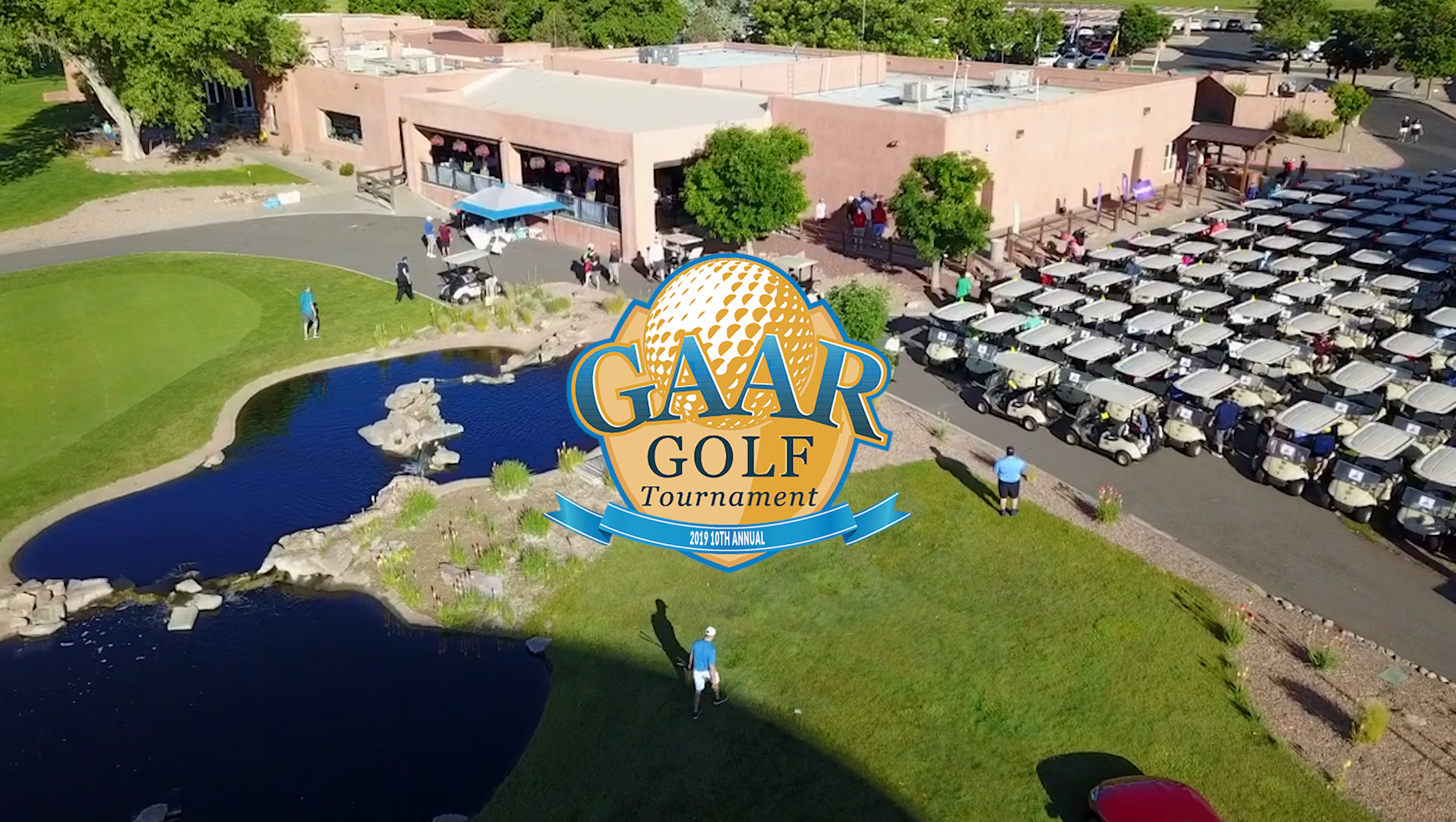 GAAR Charity Golf Tourney was a Swinging Success!