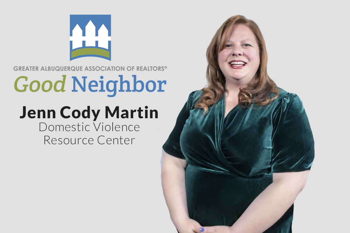 Jenn Cody Martin is a Good Neighbor
