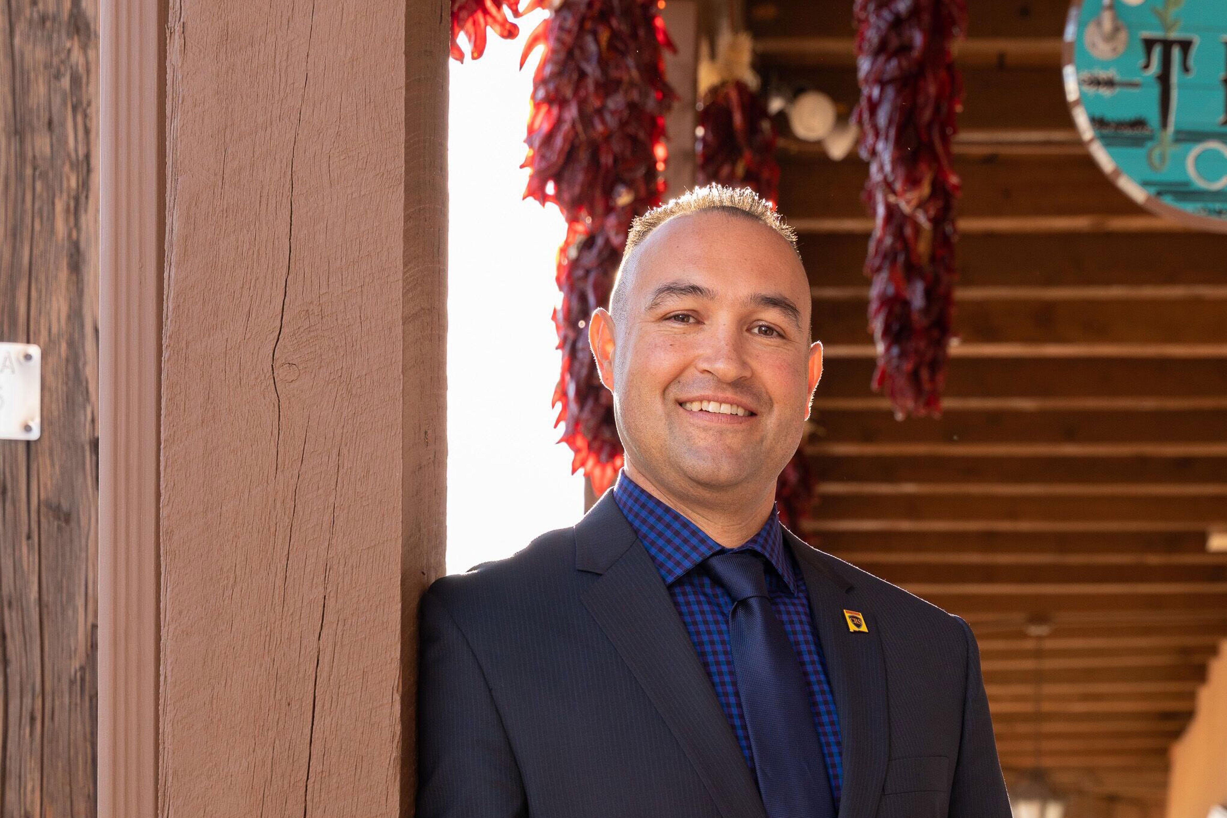 Meet CRS Waylon Chavez: 'Become a Local Expert'