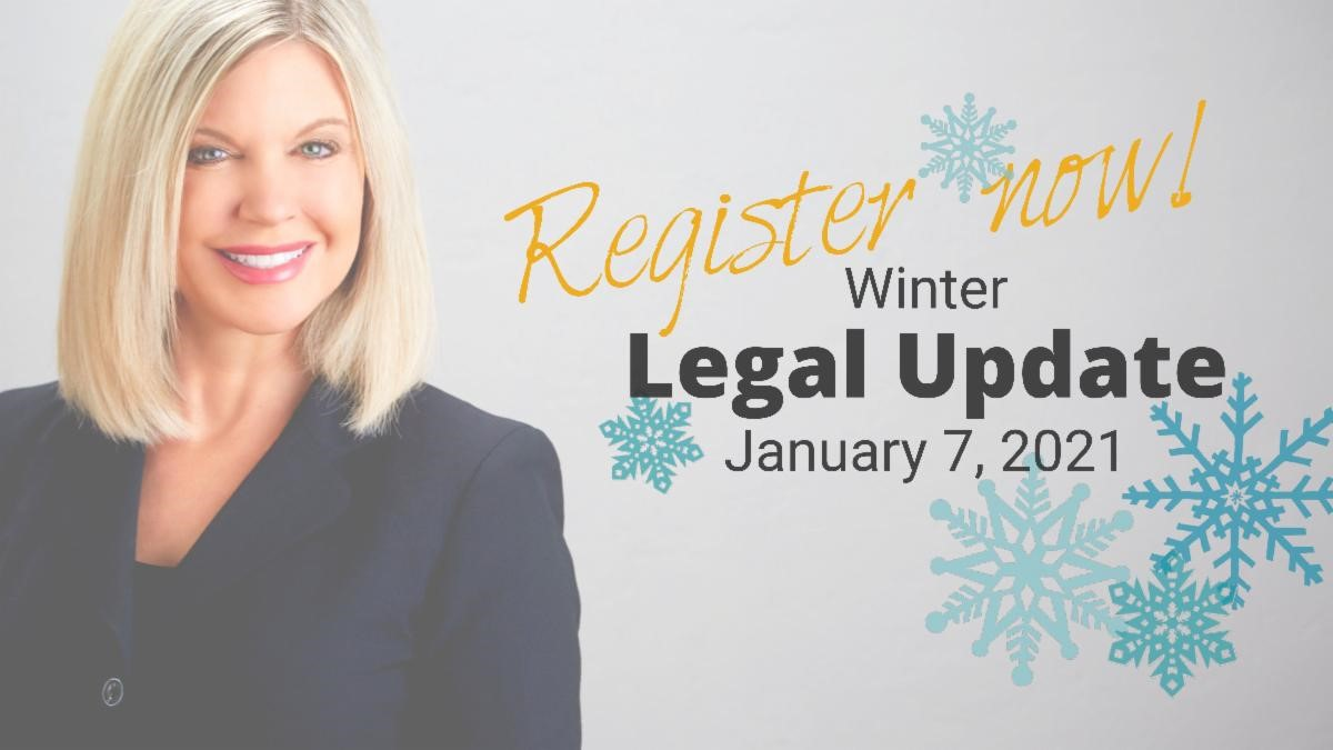 NMAR Legal Update on January 7th