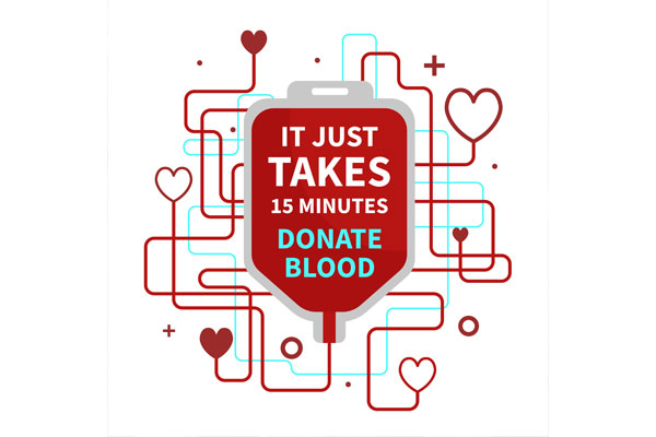 YPN Blood Drive: Wednesday, February 5th