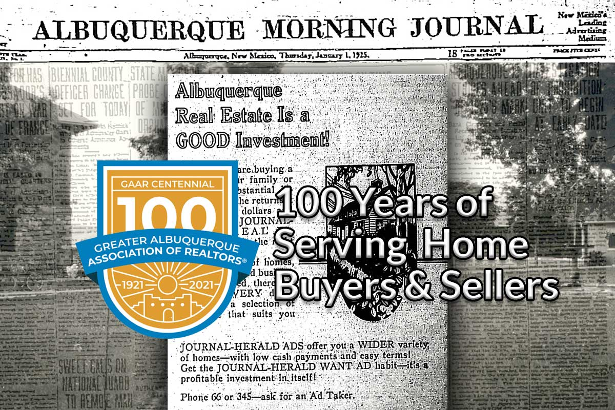 LIVE STREAM: Celebrating 100 Years Of Serving Home Buyers & Sellers