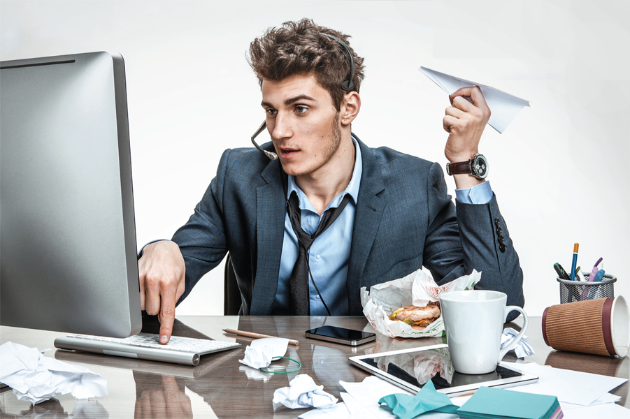 Are bad habits costing you business? Time to check yourself…