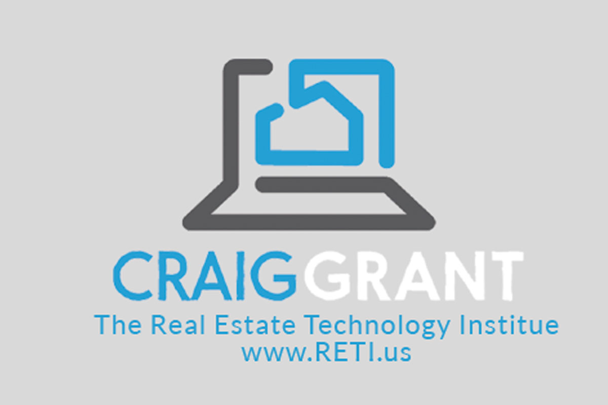 Two FREE Technology Classes with CEs! Presented by National RE Instructor, Craig Grant.
