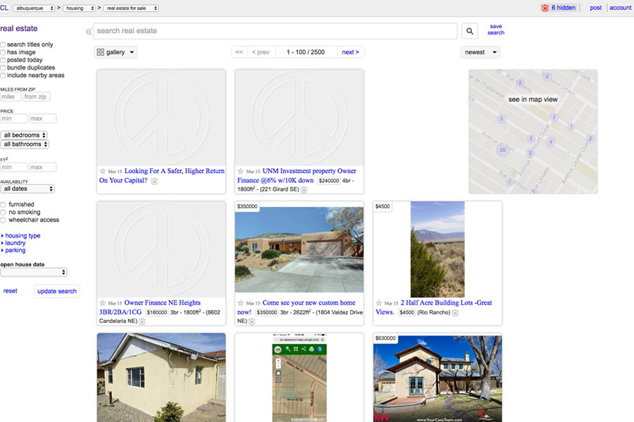 Are You Promoting Other Brokers' Listings on Craigslist? Stop and read this!