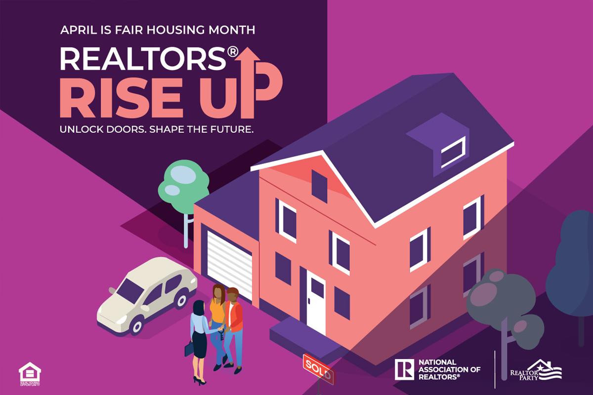 REALTORS® Rise Up for Fair Housing