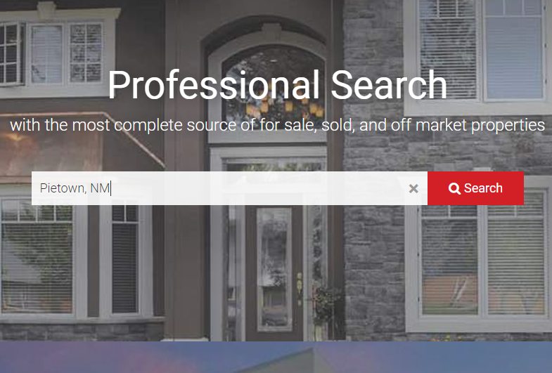 Try the new Realtor.com Professional Search today
