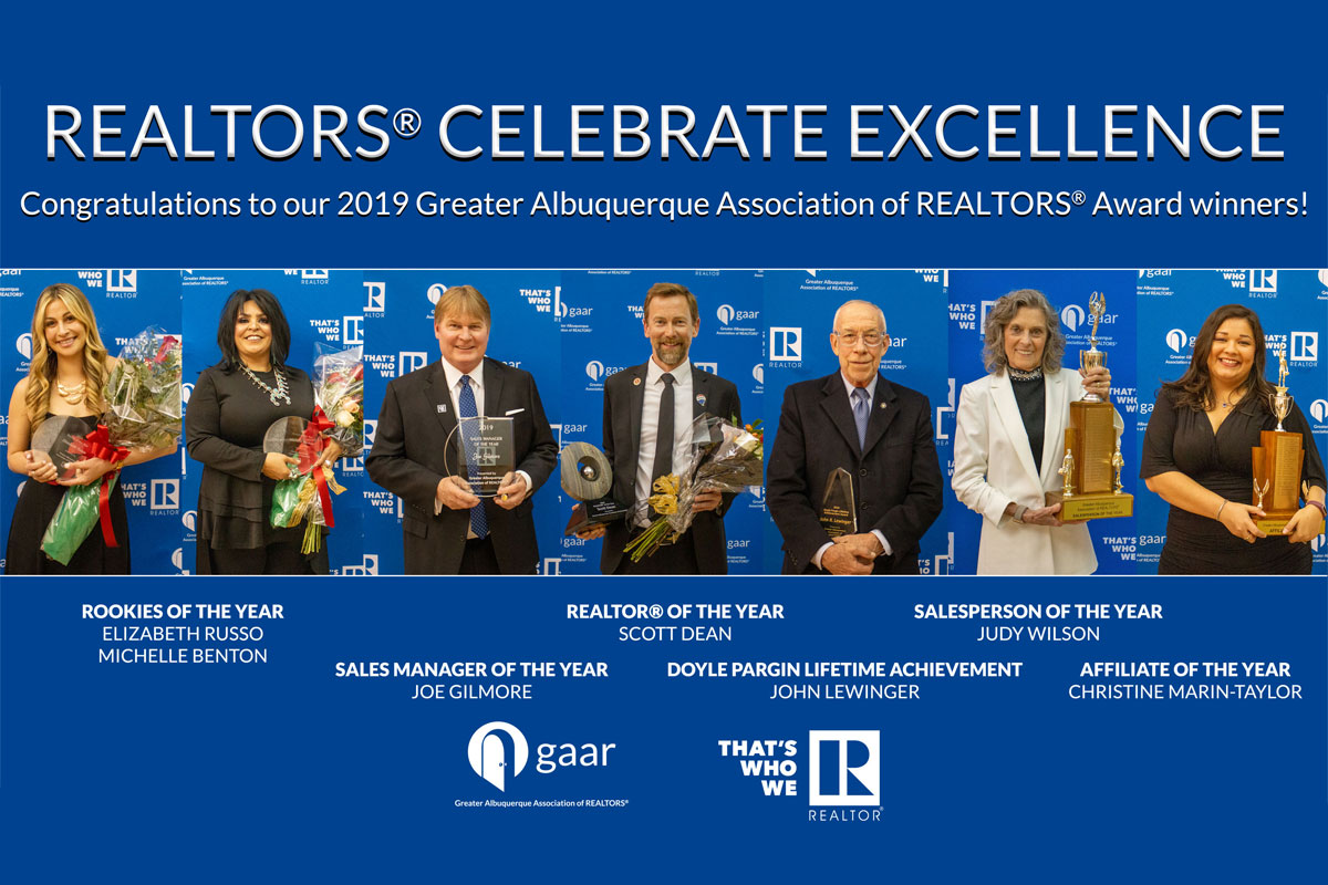 99th Awards Gala Recognizes Top REALTORS®