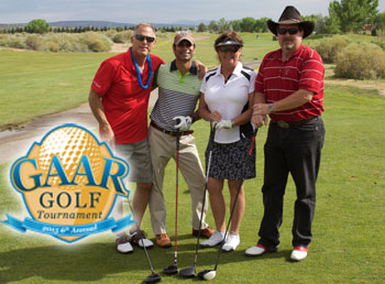 GAAR's Golf Tournament raised $26,700 for charity