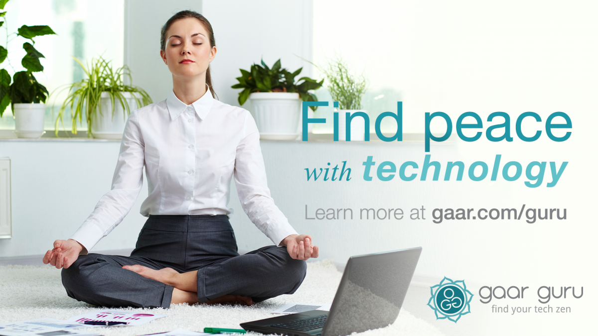 GAAR Gurus – Connect with your subject matter experts