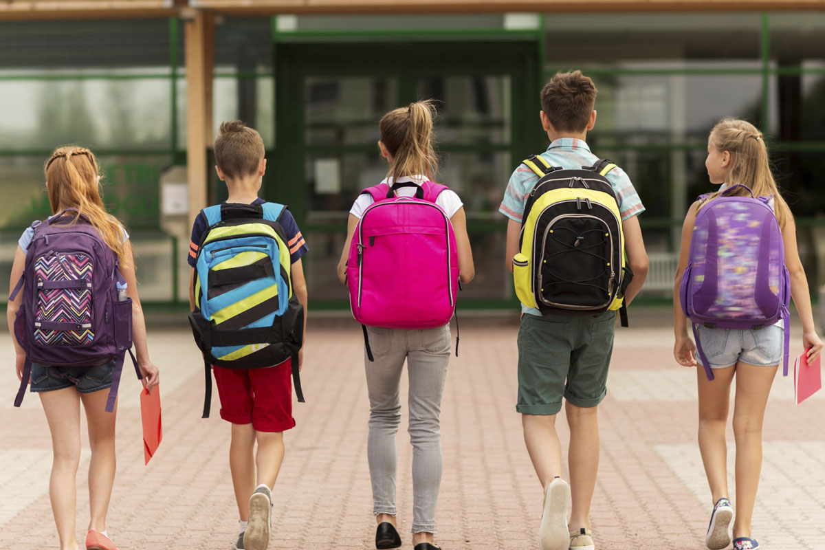 Donations provide 564 Backpacks for Children this Fall
