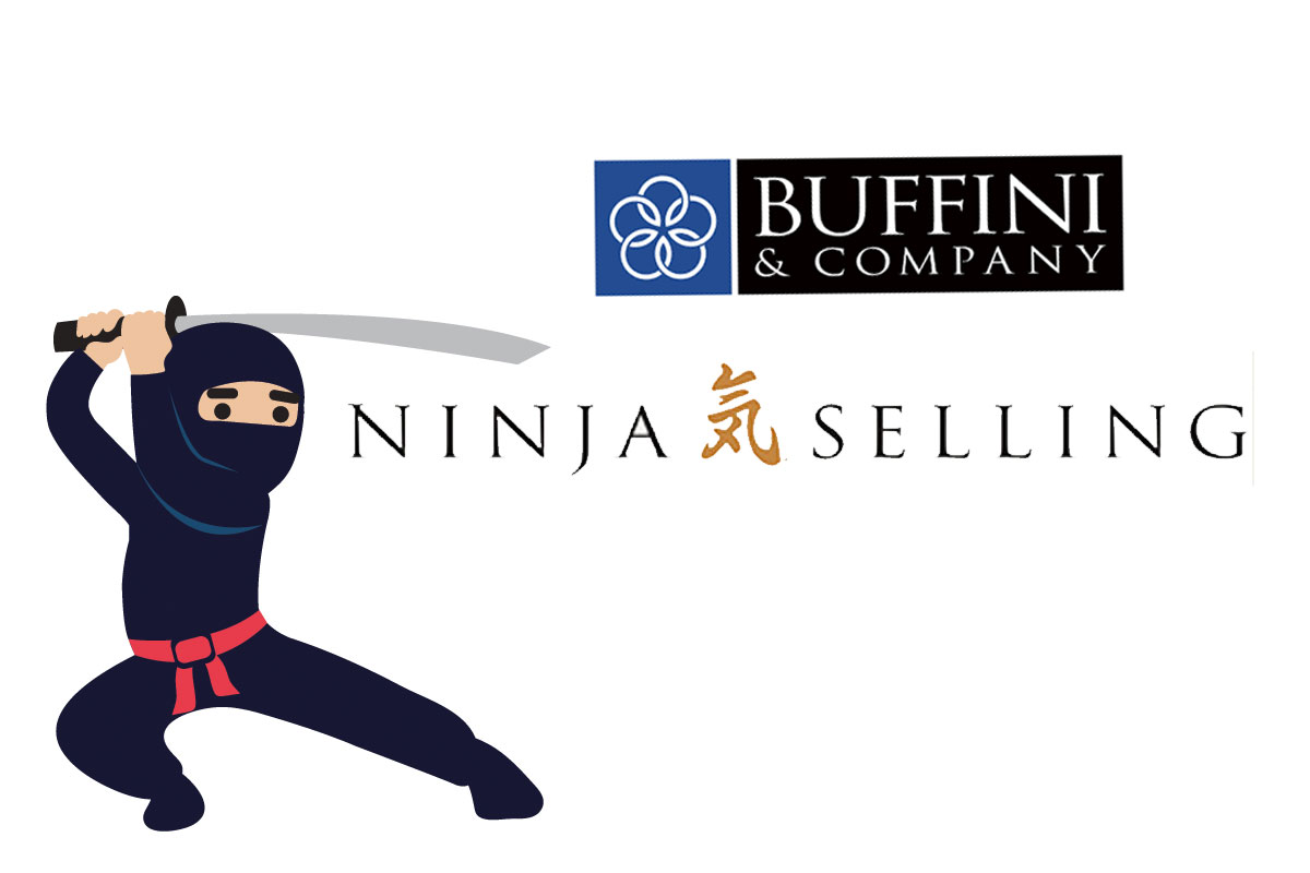 Buffini & Ninja Trainers at First Wednesday Member Forum May 1st