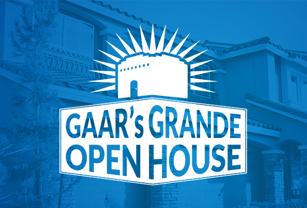 Get Ready for GAAR's Grande Open House Weekend