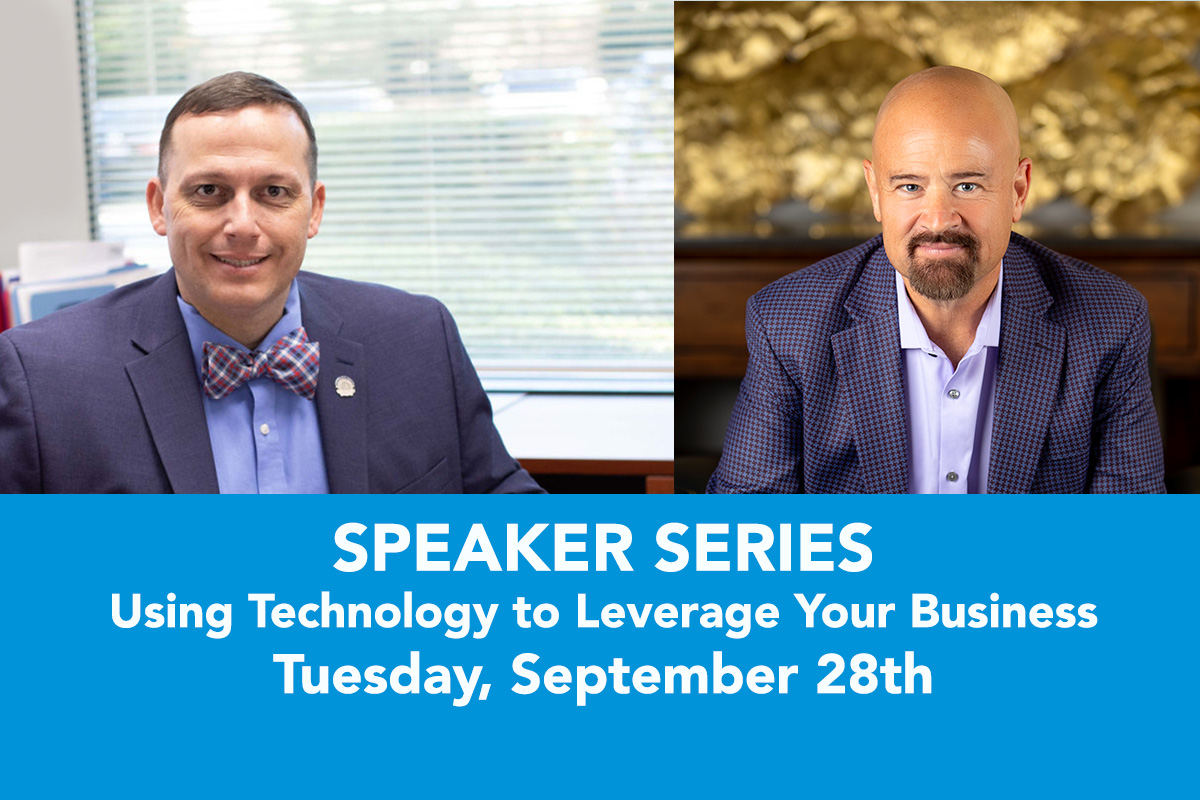 National Speaker Series: 6 FREE CE on Tuesday, September 28th