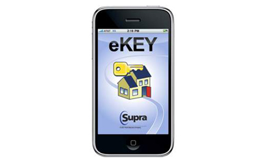 Tip: How to find your eKEY Serial Number