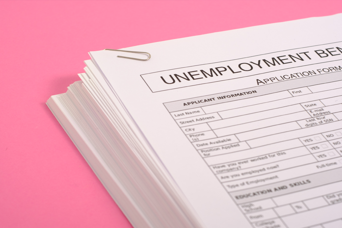 Brokers: Hold on Applying for Unemployment