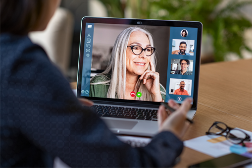 10 Ways to Make Virtual Meetings More Productive