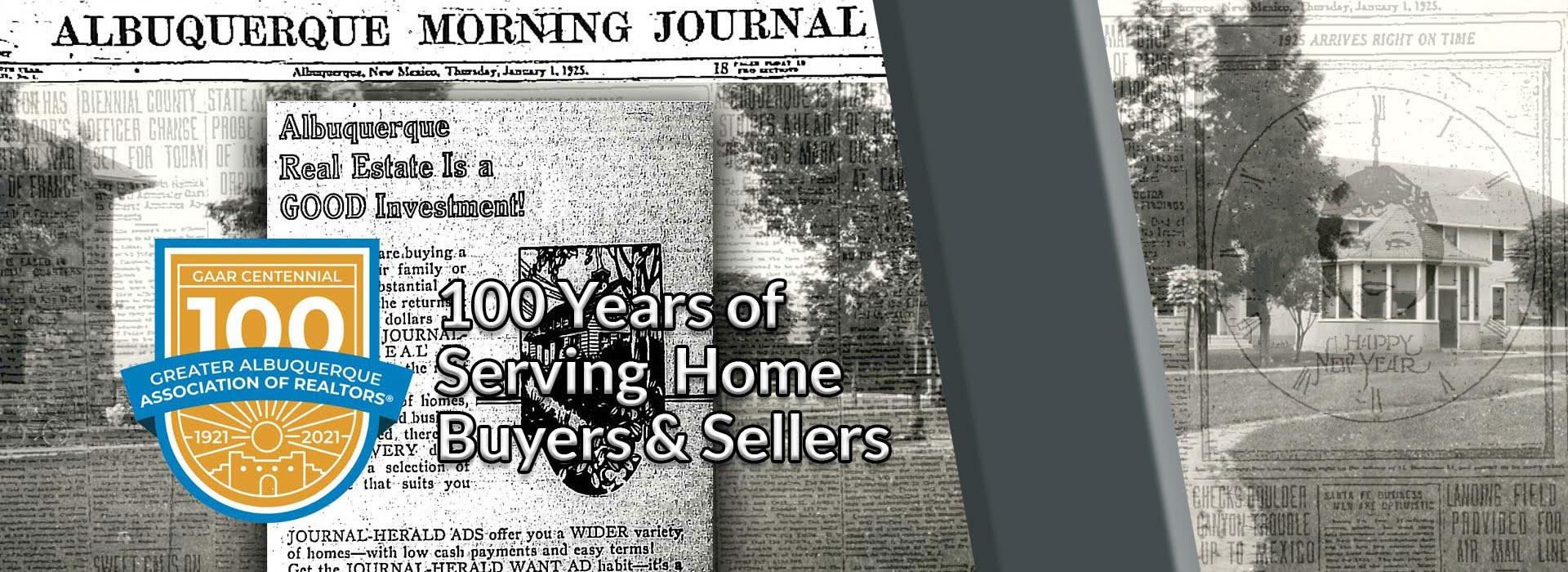 Marketing Workshop: Celebrating 100 Years Of Serving Home Buyers & Sellers