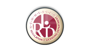 Logo for New Mexico Real Estate Commission