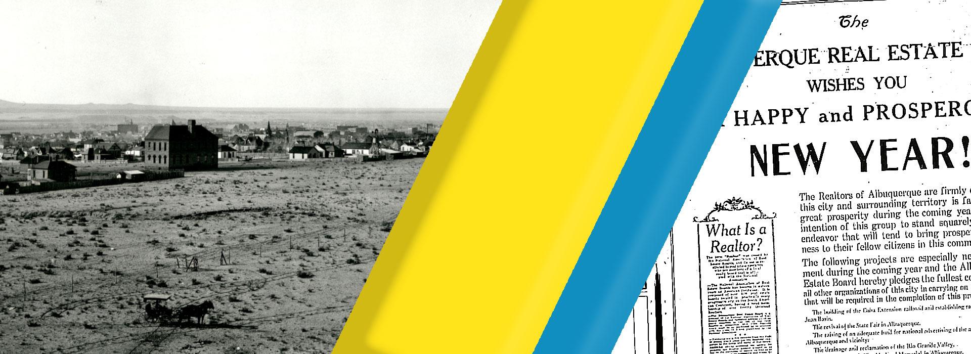 VIDEO: Building a Community: Albuquerque 1880-1920