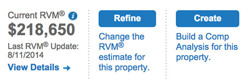 RPR - current RVM